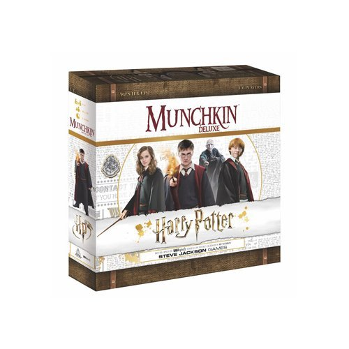 Munchkin Harry Potter | Spellen Expert