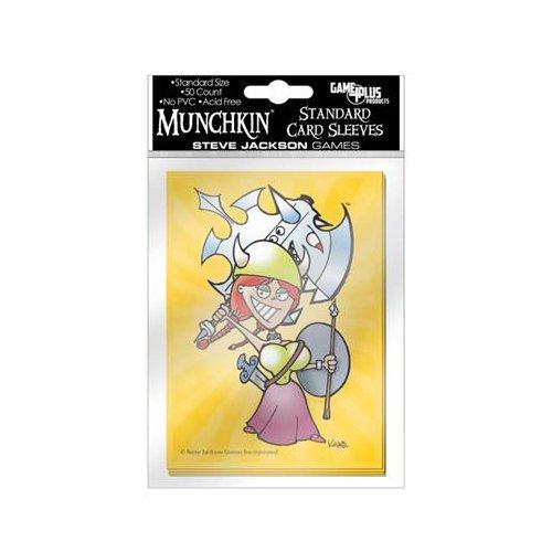 Munchkin sleeves flower | Spellen Expert
