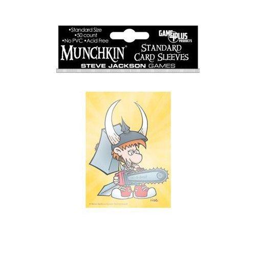 Munchkin sleeves spyke | Spellen Expert