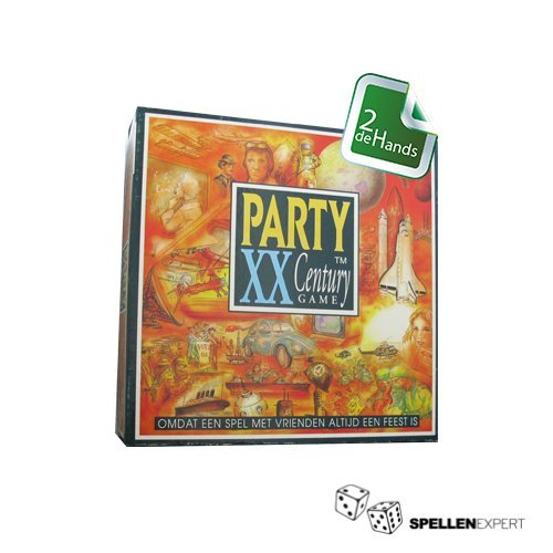 Party & Co XX Century | Spellen Expert