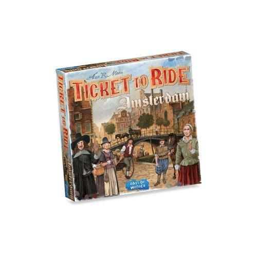 Ticket to Ride Amsterdam | Spellen Expert
