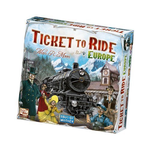 Ticket to Ride Europe | Spellen Expert