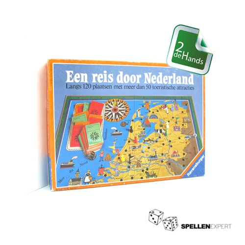 Een reis door Nederland | Spellen Expert