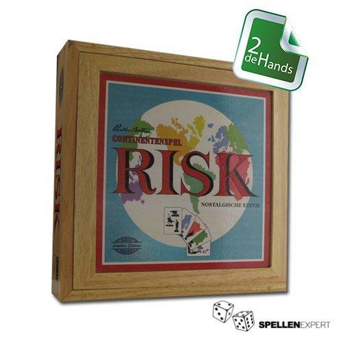 Risk retro hout | Spellen Expert