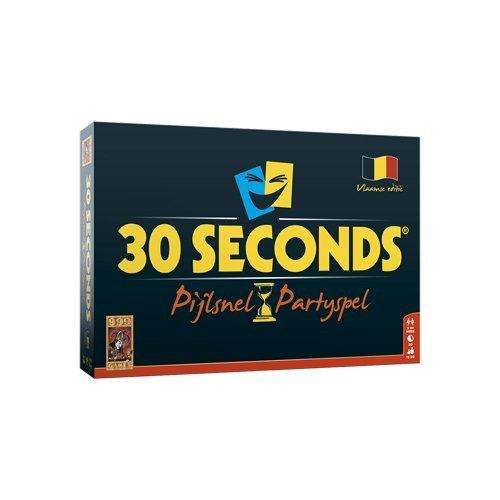 30 Seconds Vlaamse editie | Spellen Expert
