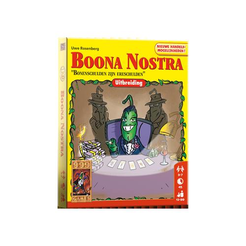 Boona Nostra | Spellen Expert