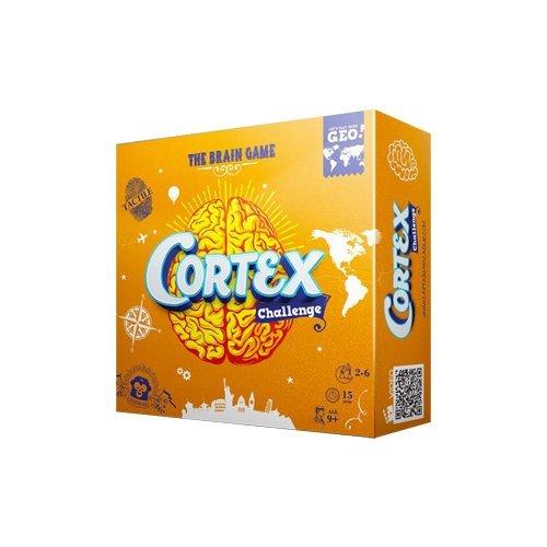 Cortex Challenge GEO | Spellen Expert