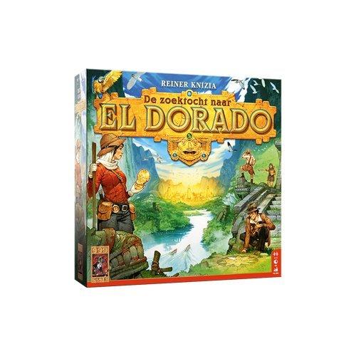 De zoektocht naar El Dorado | Spellen Expert
