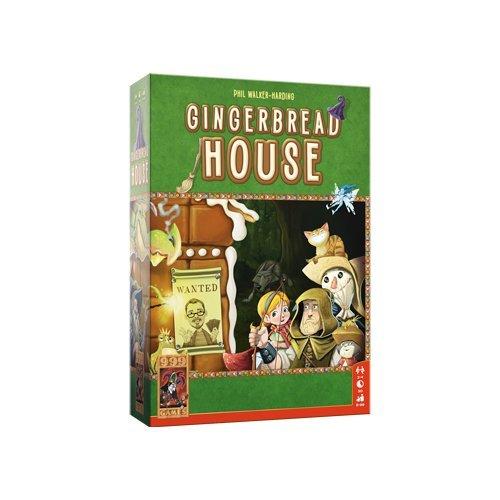 Gingerbread House | Spellen Expert