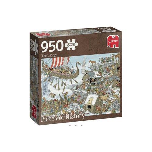 Pieces of History - The Vikings | Spellen Expert