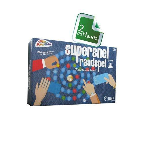 Supersnel Raadspel | Spellen Expert