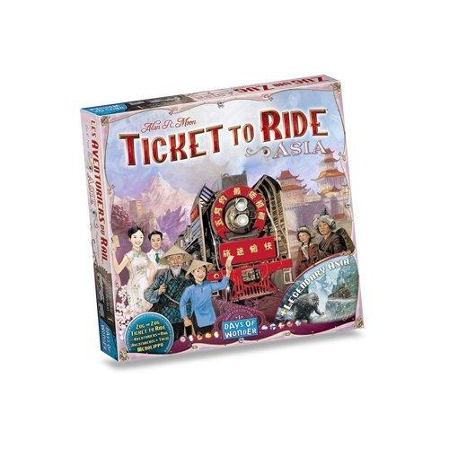 Ticket to Ride: Asia | Spellen Expert