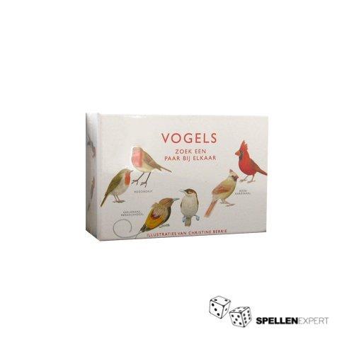 Memospel: Vogels   Spellen Expert