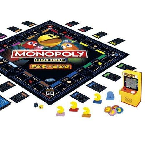 Monopoly Arcade Pac-man | Spellen Expert