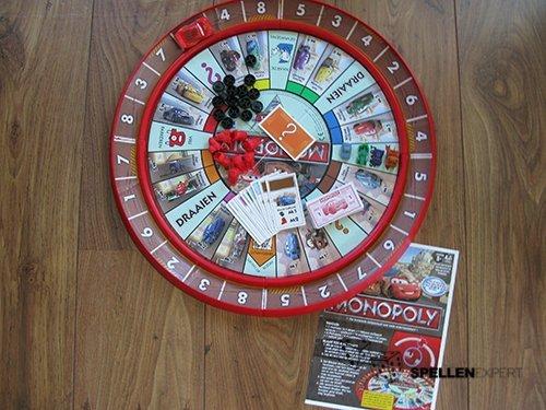 Monopoly Cars | Spellen Expert