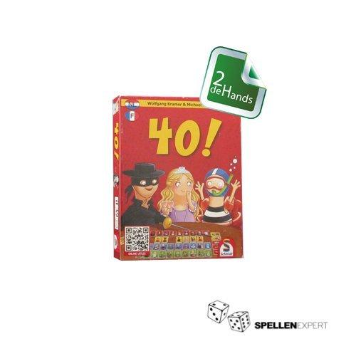40! kaartspel | Spellen Expert