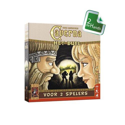 Caverna - het duel | Spellen Expert