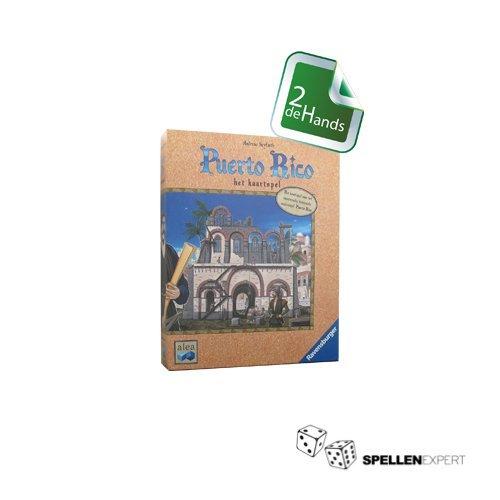 Puerto Rico - Kaartspel | Spellen Expert