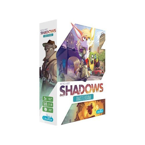 Shadows Amsterdam | Spellen Expert