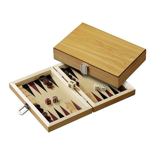 Backgammon - reisspel | Spellen Expert