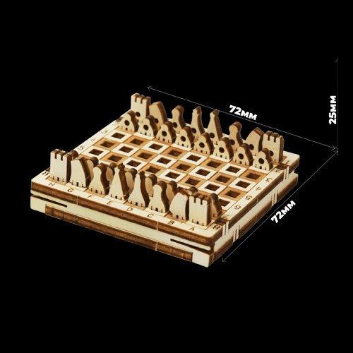 Mr. Playwood Schaakspel | Spellen Expert