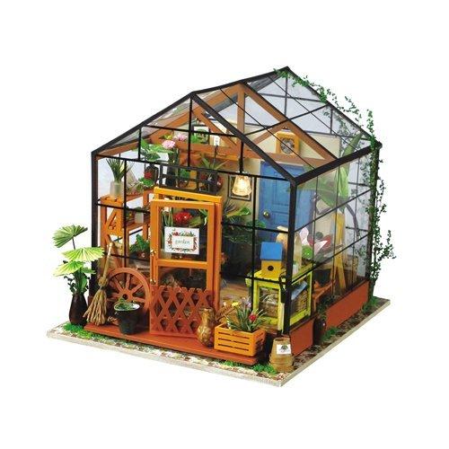 Robotime Cathy's flower house | Spellen Expert