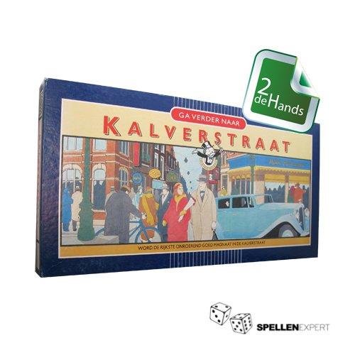 Ga verder naar Kalverstraat | Spellen Expert