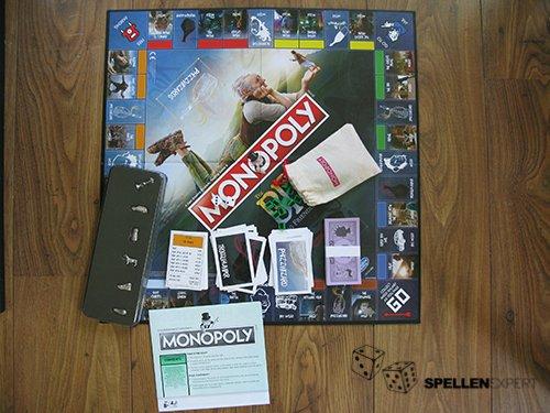 Monopoly the BFG | Spellen Expert