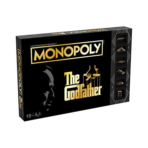 Monopoly the Godfather | Spellen Expert