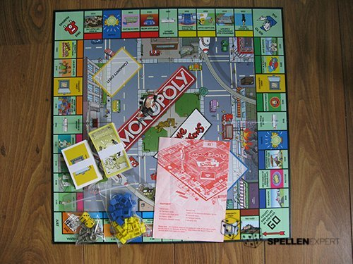 Monopoly the Simpsons | Spellen Expert