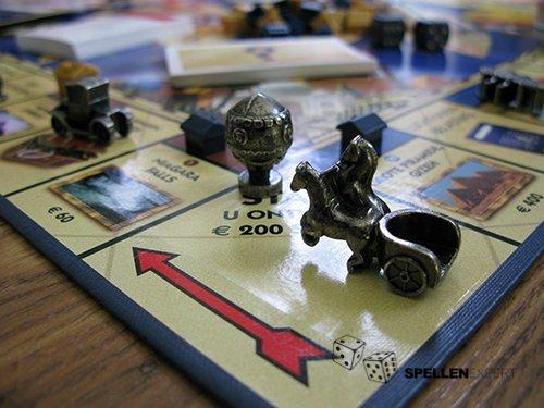 Monopoly Wereldwonder editie | Spellen Expert
