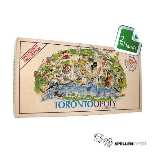 Torontoopoly | Spellen Expert