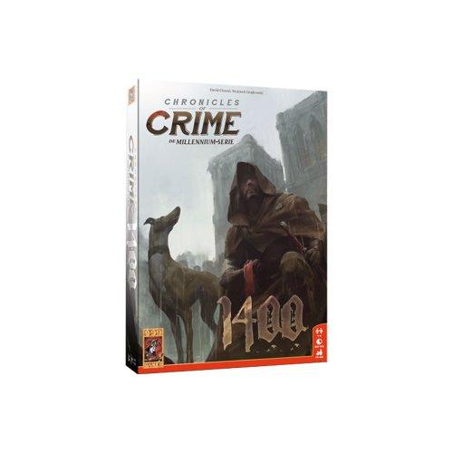 Chronicles of Crime: 1400 | Spellen Expert