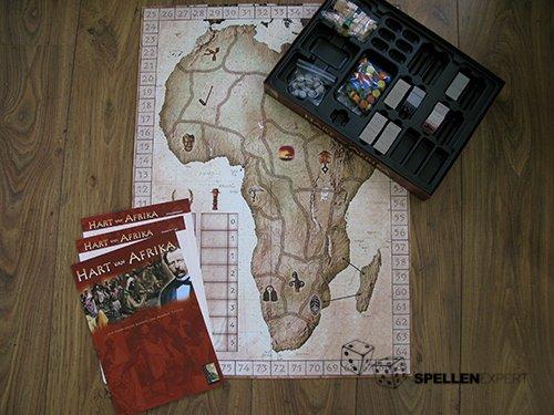 Hart van Afrika | Spellen Expert