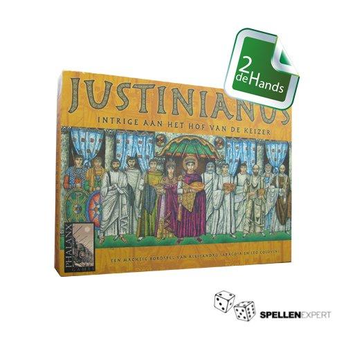 Justinianus | Spellen Expert