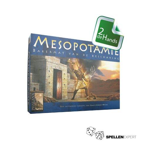 Mesopotamie | Spellen Expert