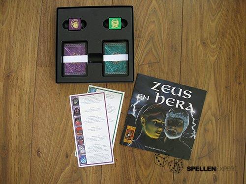 Zeus en Hera | Spellen Expert