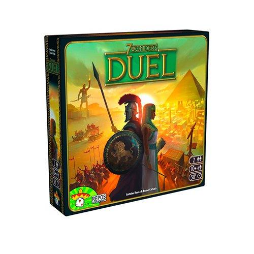 7 Wonders Duel | Spellen Expert