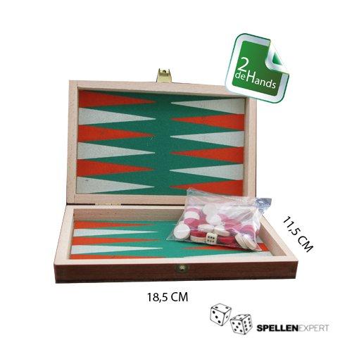 Backgammon reis | Spellen Expert