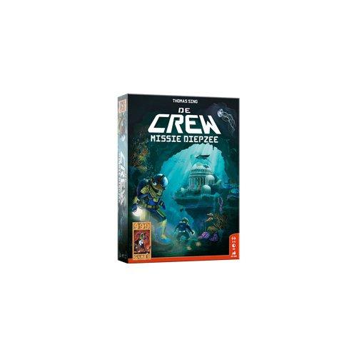 De Crew: Missie Diepzee | Spellen Expert