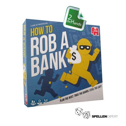 How to rob a bank | Spellen Expert