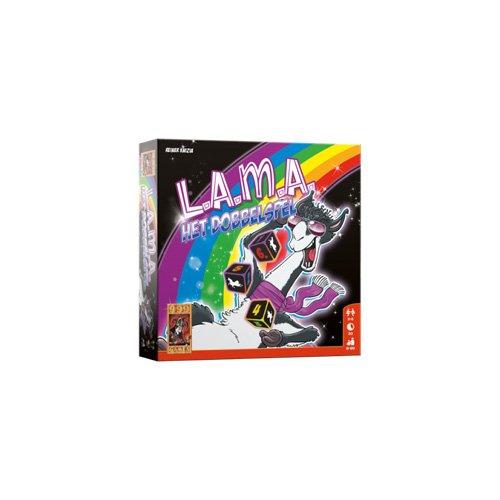 Lama - Het Dobbelspel | Spellen Expert
