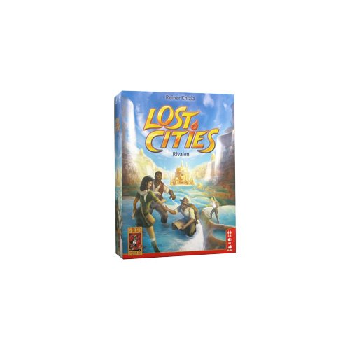 Lost Cities: Rivalen | Spellen Expert
