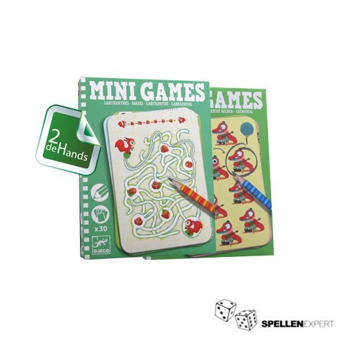 Mini Games | Spellen Expert