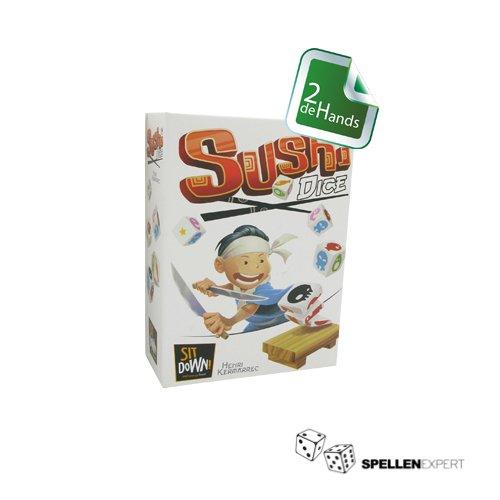 Sushi Dice | Spellen Expert