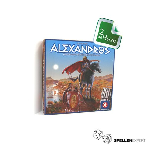 Alexandros   Spellen Expert