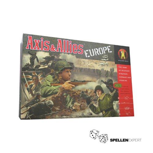 Axis en Allies Europe | Spellen Expert