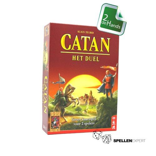 Catan: Het duel   Spellen Expert