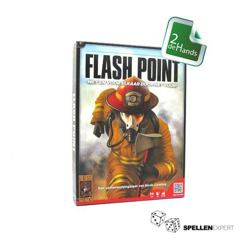 Flash Point   Spellen Expert