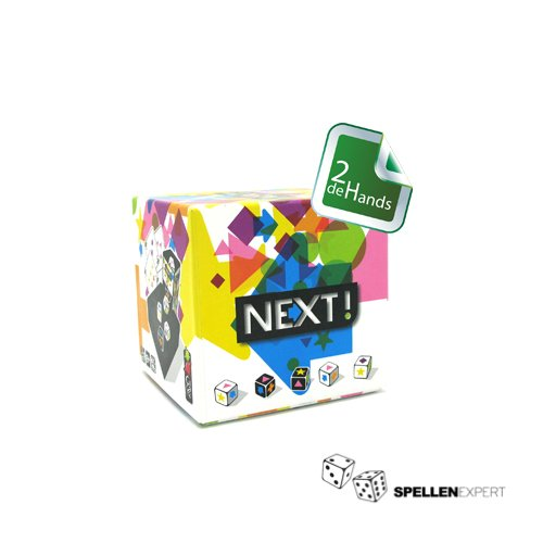 Next! | Spellen Expert